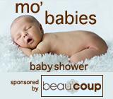 Mo baby shower